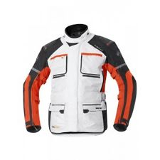 Veste moto Held Carese II orange