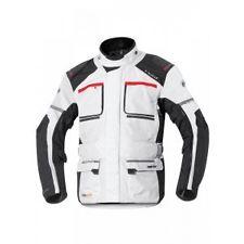 Veste moto Held Carese II blanc