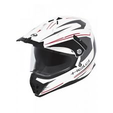 Casque cross Held Alcatar blanc