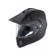 Casque cross Held Makan black mat