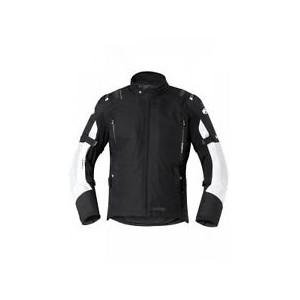 blouson moto Held Montero noir & blanc