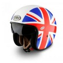 Casque jet Vintage UK