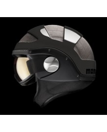 CASQUE DE SKI ICE NOIR BLACK MOMO DESIGN
