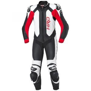 Combinaison moto Held Slade noir rouge