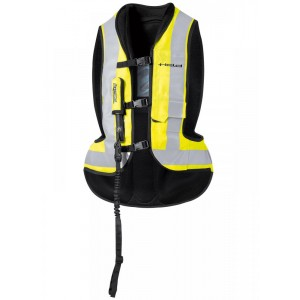 Gilet de protection gonflable Held jaune fluo