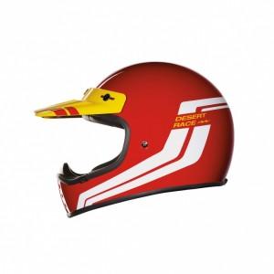 Casque cross NEXX X.G200 Desert Race rouge