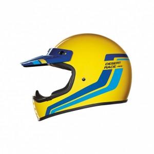 Casque cross NEXX X.G200 Desert Race jaune
