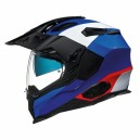 Casque cross NEXX X.WED2 Duna Bleu