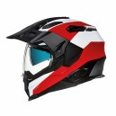 Casque cross NEXX X.WED2 Duna Rouge