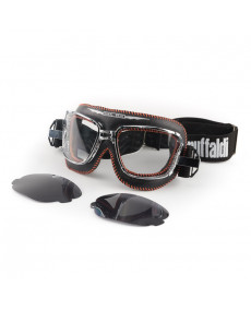 Lunettes Baruffaldi Supercompetition Noir Orange