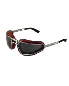 Lunettes Baruffaldi Easy Rider Rouge Impérial